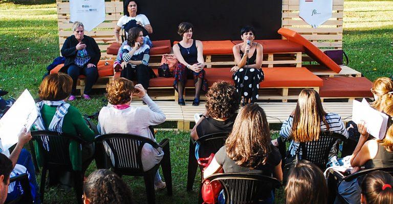 Mulheres Extraordinárias - Fliaraxá 2019 - Foto- Frankli Caldeira